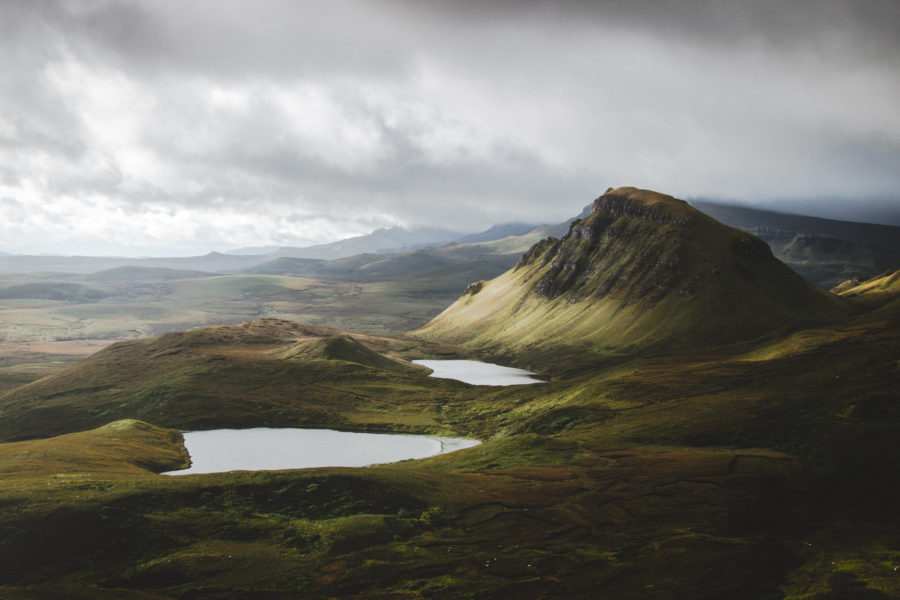 trotternish landscape