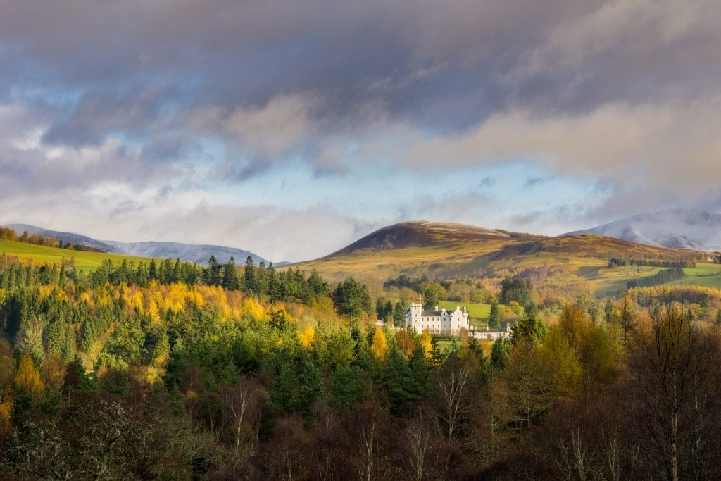 blair castle accommodation
