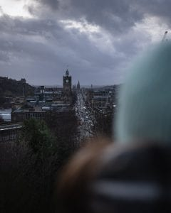 Best View in Edinburgh