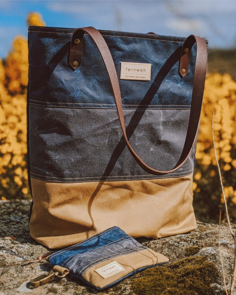 Fernweh bag
