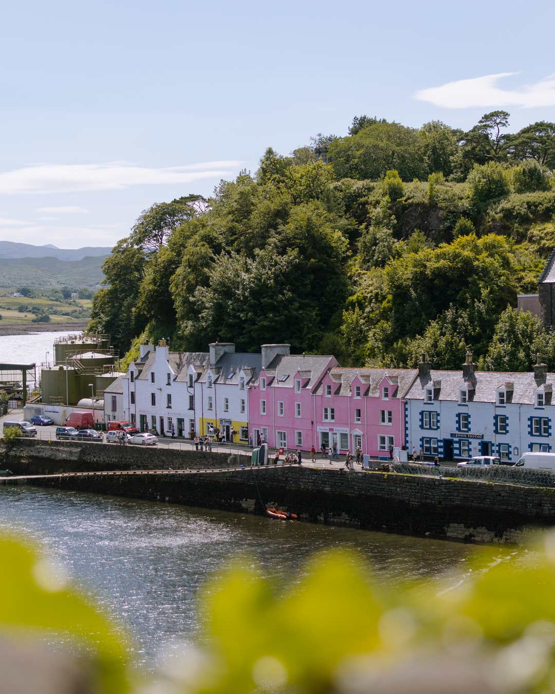 portree-houses