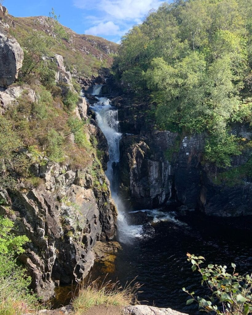 Falls of Kirkcaig