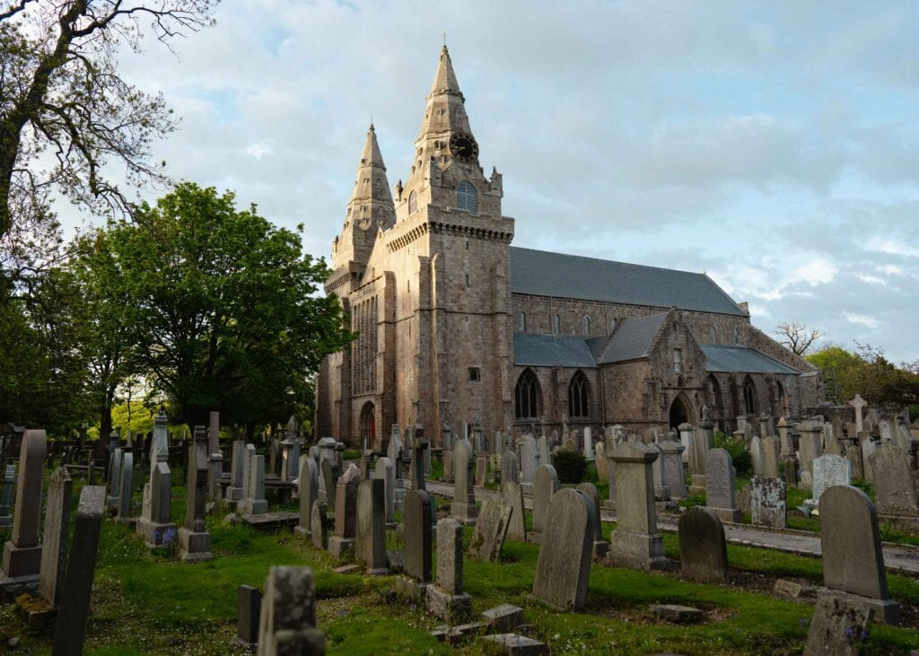 St Machar Cathedral main (1 of 1)